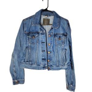 Vintage Levi Strauss Denim Jacket Women's XL